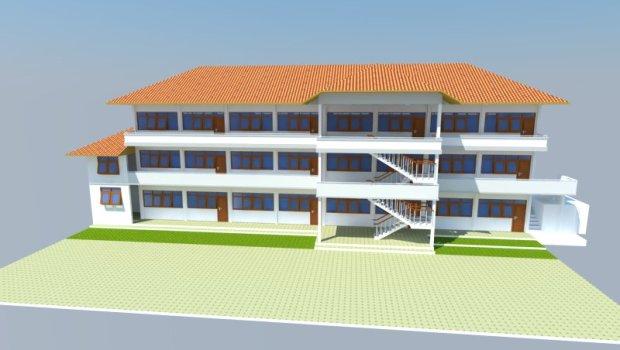 Gedung Baru PPM Miftahul Khoir Bandung